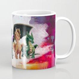 Wings Of fire Light dragon Coffee Mug