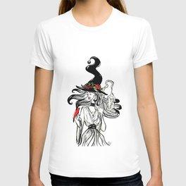 Cardinal Witch T-shirt