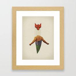 The Communicants Framed Art Print