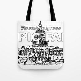 Congress EPIC FAIL Tote Bag