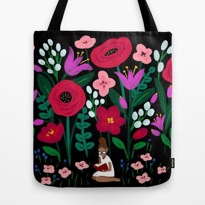 Little Reader Tote Bag