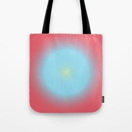 Gradient Cirkel V1 Tote Bag