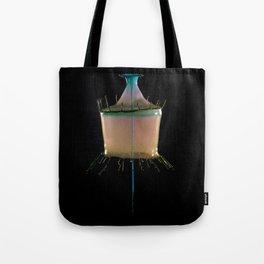 Creamy Collision Tote Bag