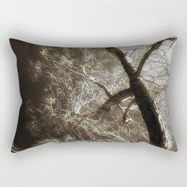 Beyond The Eyes Rectangular Pillow