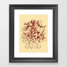 SUOC Print Framed Art Print