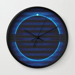 Neptune - Rings of Neptune Wall Clock