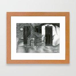 Sensación Framed Art Print