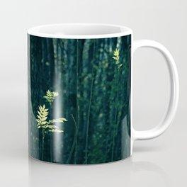 sunlit leaves Coffee Mug