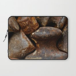 Very old and rusty weights for scales Laptop Sleeve
