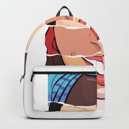 Ethnicity Culture Artist Gift Backpack