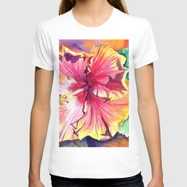 Tropical Hibiscus 13 T-shirt
