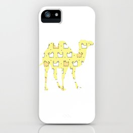 Camel 150 iPhone Case