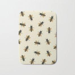 Busy Bees Bath Mat