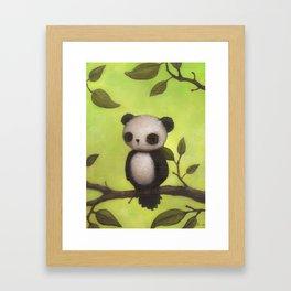 pandabird Framed Art Print
