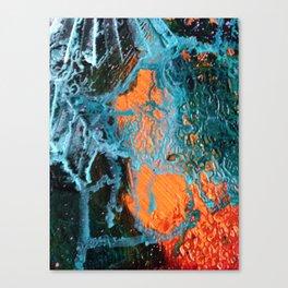 Sporadic 3 Canvas Print