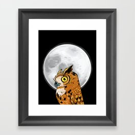 Orville Framed Art Print