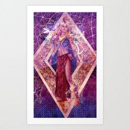 Seeker Art Print