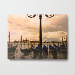 Venizia, Italia Metal Print