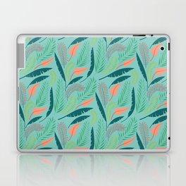 Neon Jungle Green Laptop & iPad Skin