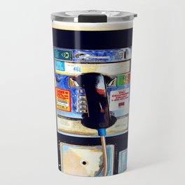 Payphone Travel Mug