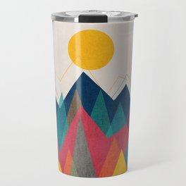 Uphill Battle Travel Mug