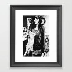 Ramone Framed Art Print