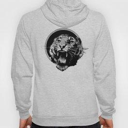 Vintage Tiger in black Hoody