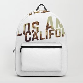 Los Angeles Skyline Backpack