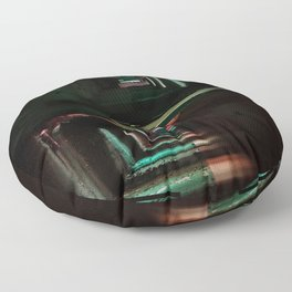 Double Vision Floor Pillow