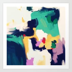 Caterina Art Print