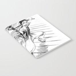 Crouching tiger hidden dragon Notebook