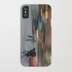 New York City Skaters #1 iPhone X Slim Case
