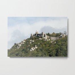 Castle of the Moors Metal Print