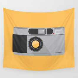 Camera Series: Contax T2 Wall Tapestry