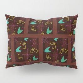 Bachelor Pad Royale Atomic Design Pillow Sham