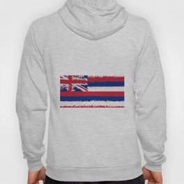 Extruded Flag of Hawaii Hoody