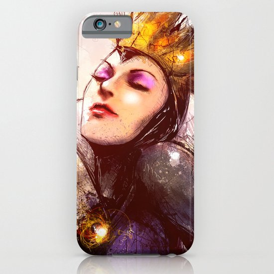 Evil Queen iPhone & iPod Case