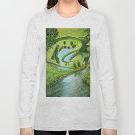 global changes Long Sleeve T-shirt