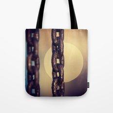CHAIN2 Tote Bag