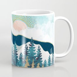 Summer Forest Coffee Mug