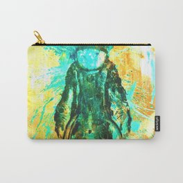 """Major Tom"" Stepping into space Carry-All Pouch"