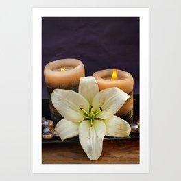 candels Art Print