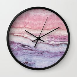 Mystic Stone Serenity Crossing Wall Clock