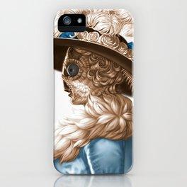 Madam Moth iPhone Case