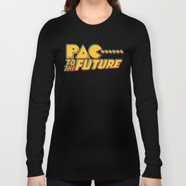 Pac to the Future Long Sleeve T-shirt