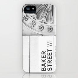 Baker Street iPhone Case