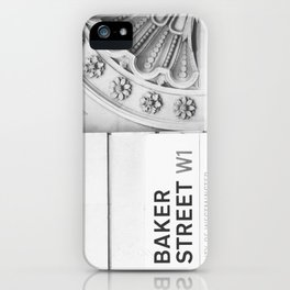 Baker Street, London Photography iPhone Case
