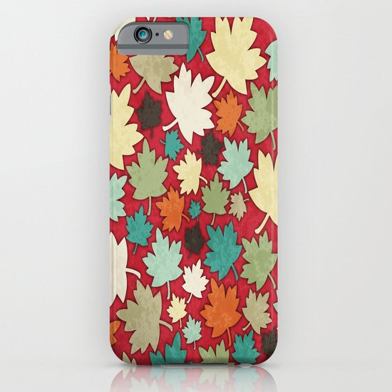 Autumn Leaves  iPhone & iPod Case