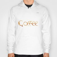 coffe Hoodies featuring Coffe colors fashion Jacob's Paris by Jacob's 1968