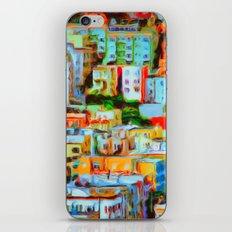 San Francisco Hilltop iPhone Skin